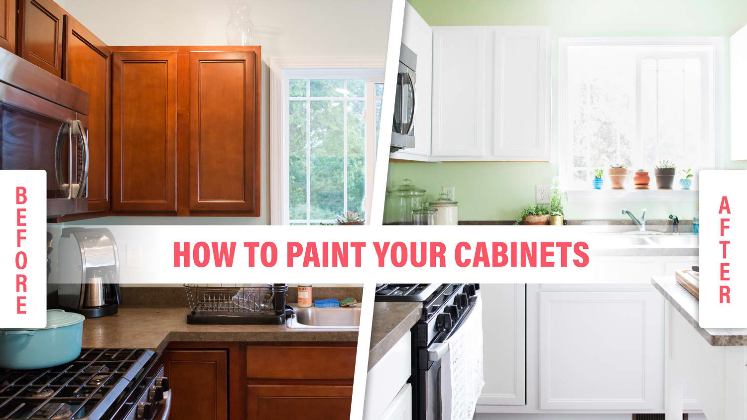 Paint The Cabinets