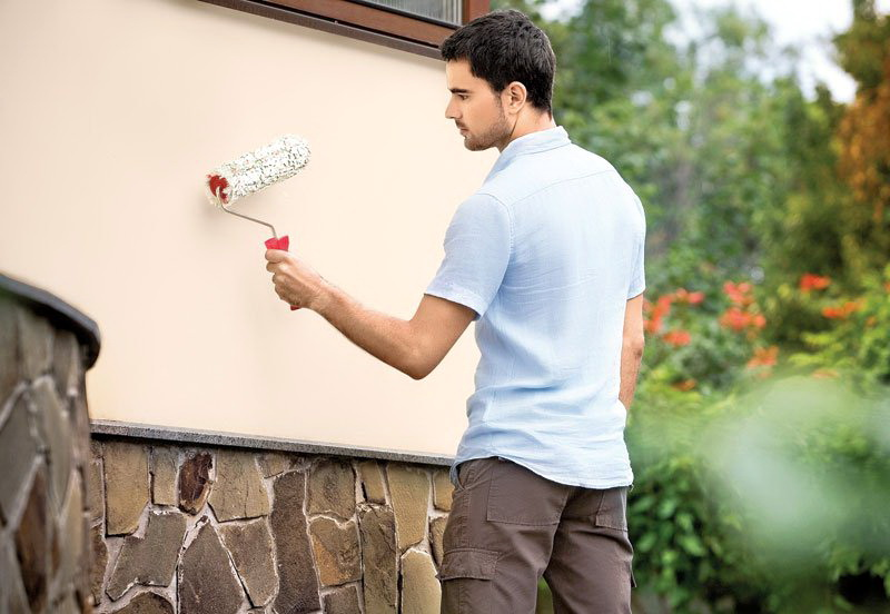 Paint The Exterior