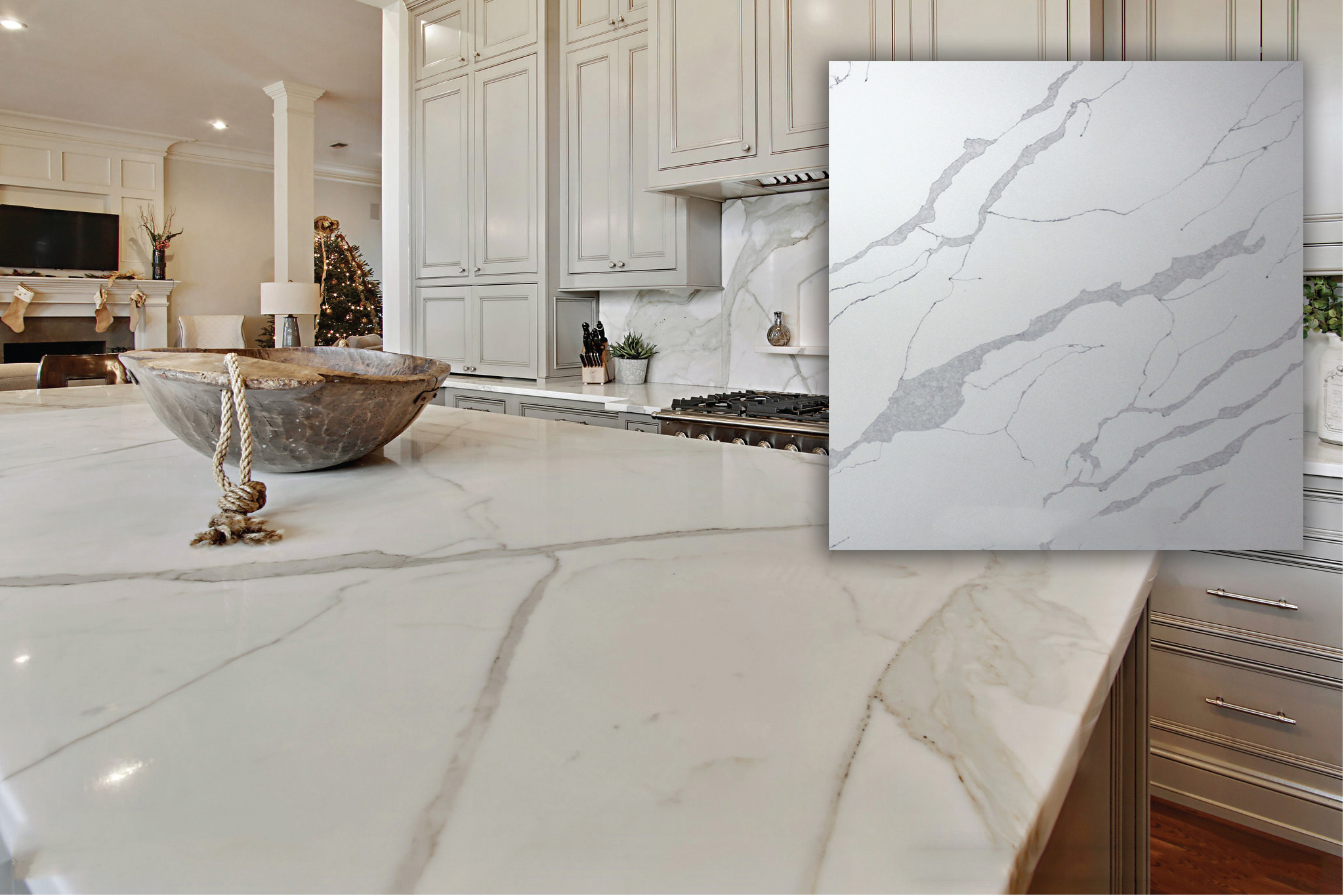 Quartz Is A Low Maintenance Option