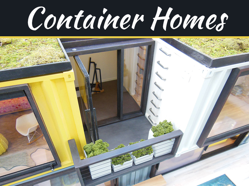 Shipping Container Homes - What's Behind The Craze?