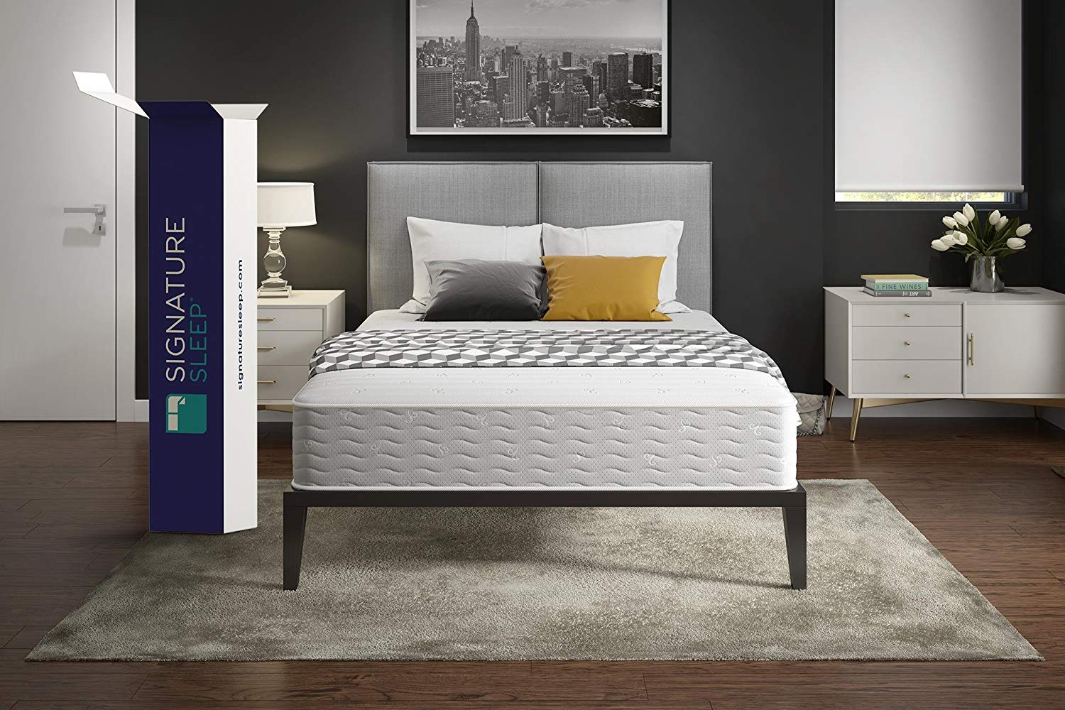 Signature Sleep Hybrid Mattress
