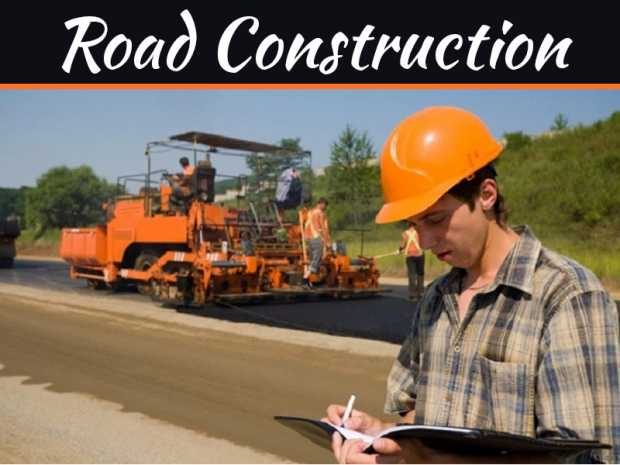 The Role Of Asphalt Road Construction And Maintenance Service Provider