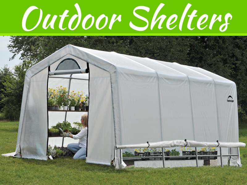 The Ultimate List Of Outdoor Shelters For Your Farm
