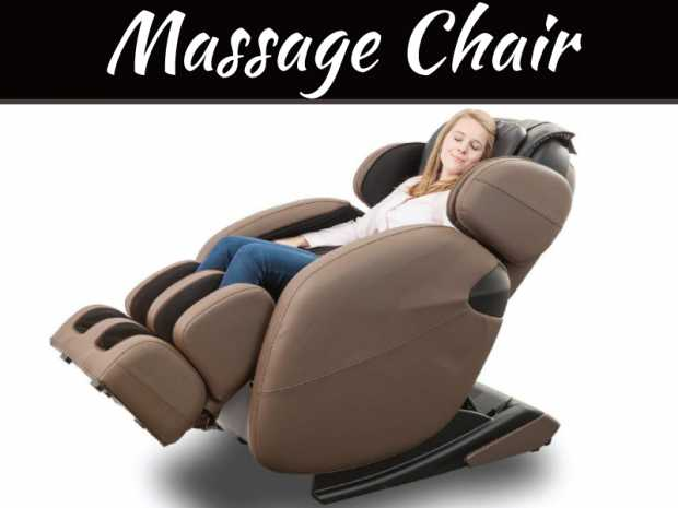 Tips To Fit A Massage Chair In The Living Room