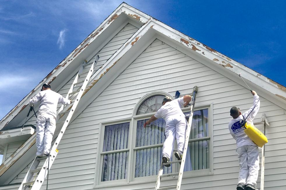 Update Your Exterior Paint