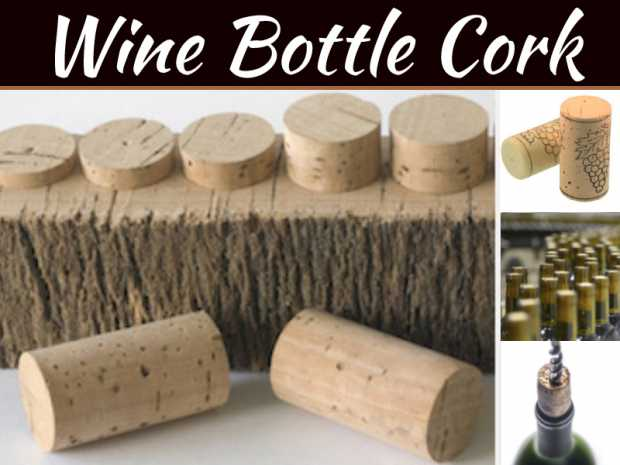 What Are The Different Cork Options To Cork A Wine Bottle?