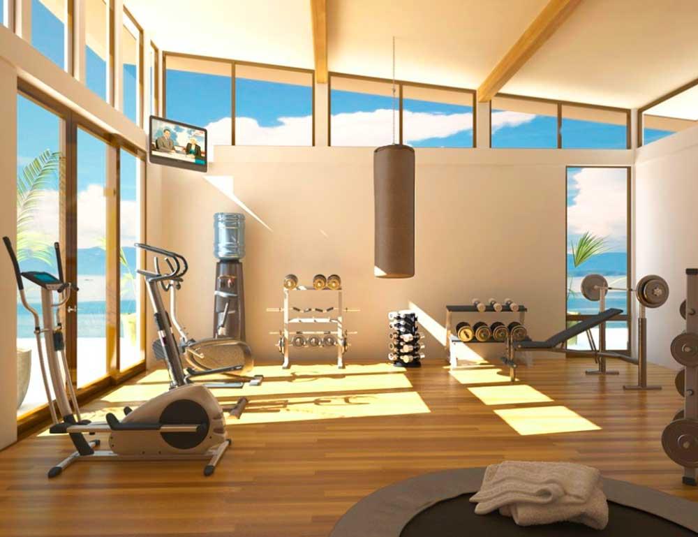 Where To Set Home Gym?