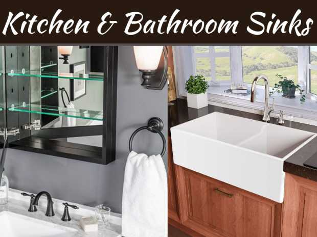 Why Are Miseno Sinks The Perfect Choice For Kitchens And Bathrooms?