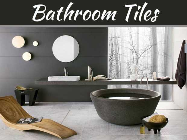 4 Bathroom Tile Ideas For Small And Compact Bathroom