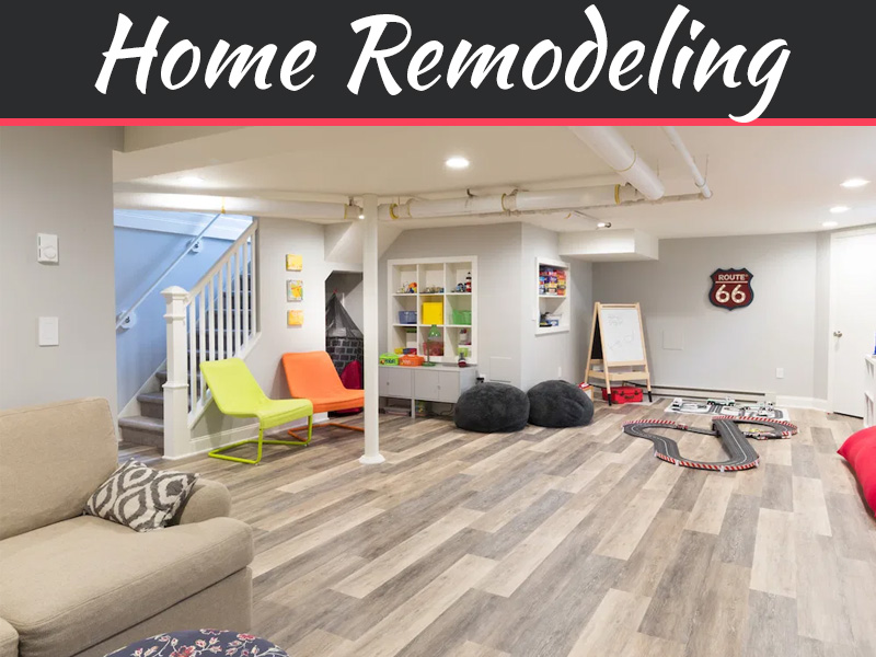 4 Gorgeous Home Remodeling Projects For A Growing Family