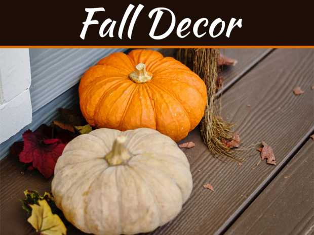 4 Types of Decor to Enliven Your Home for Fall