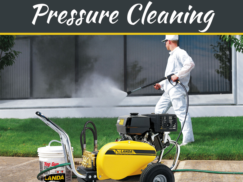 5 Reasons Why Hiring A Professional Pressure Cleaning Company Is Best