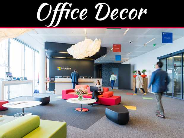 6 Effective Office Decor Tips to Improve Your Mood Instantly