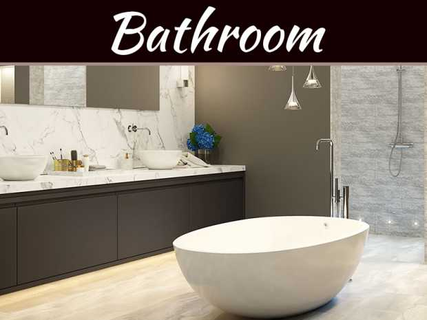 6 of The Latest Modern Bathroom Ideas