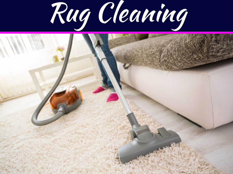 7 Easy Steps On Rug Cleaning