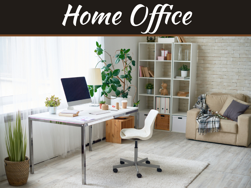 8 Design Tips To Help Create Your Dream Home Office