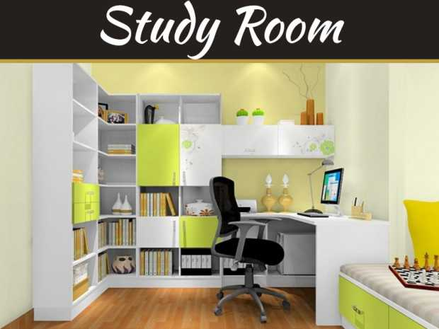 9 Ideas To Inspire Your Study Room Decorating