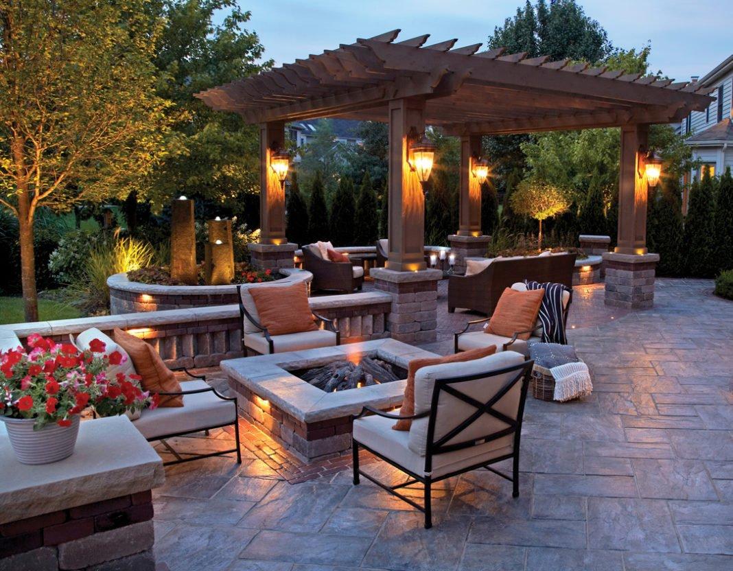 Pergola Roof Designs