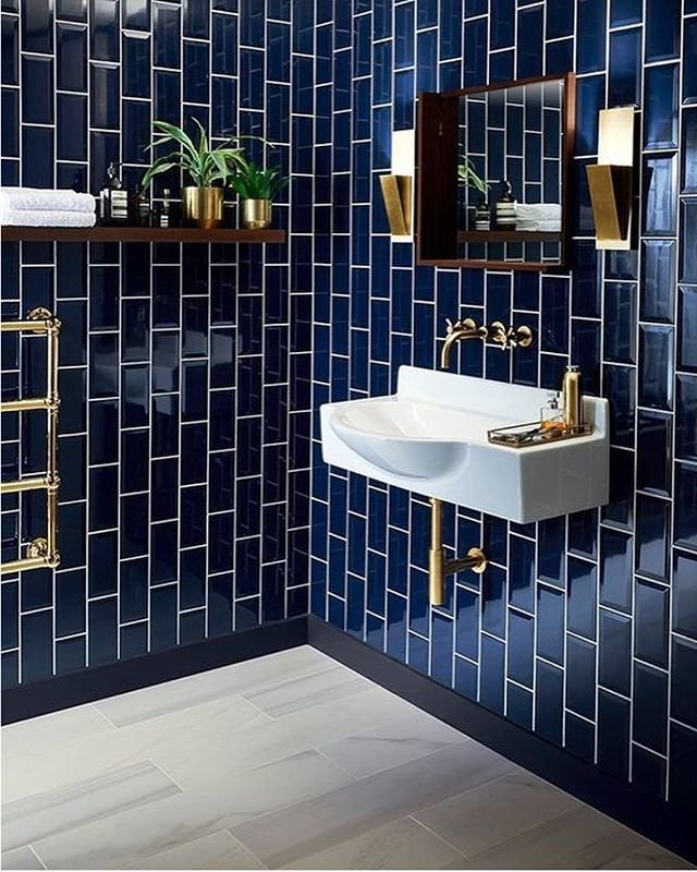 Rectangular Bathroom Tiles