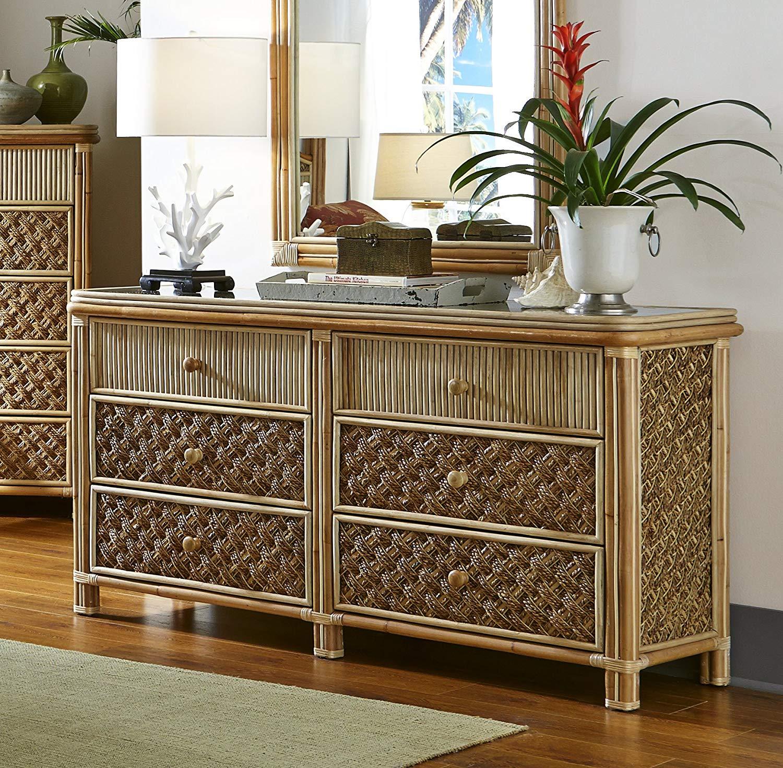 Spice Islands Mandalay 6 Drawer Dresser