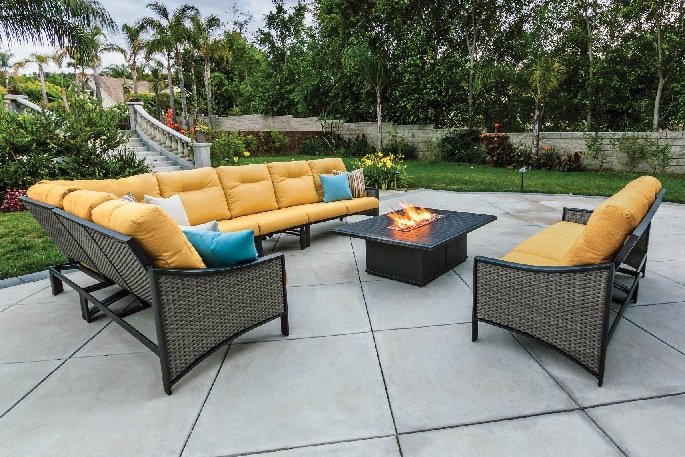 Backyard Furniture Design