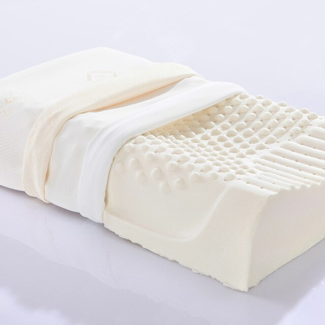 Chemical-Free Latex Pillow