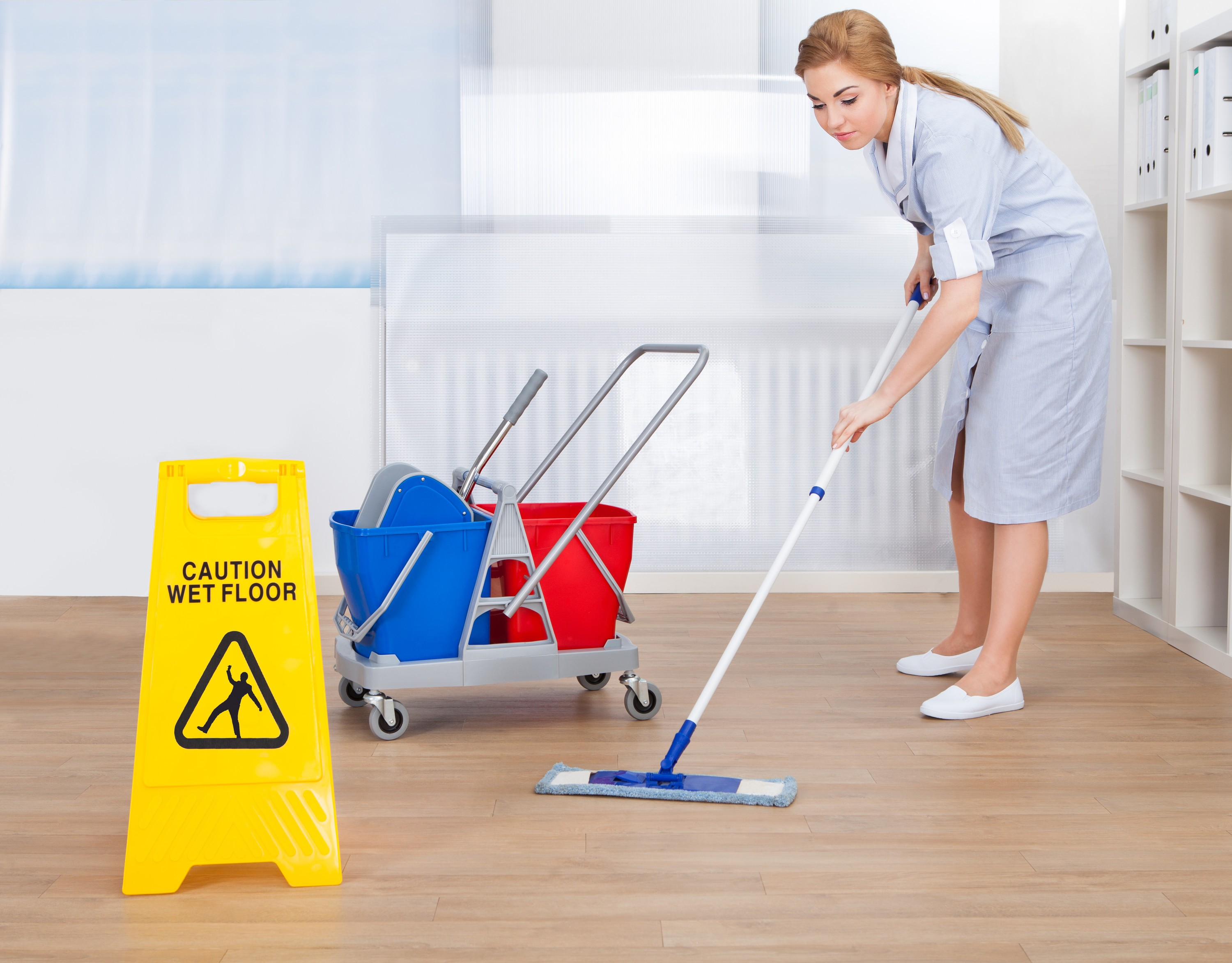 Condo Cleaning Job