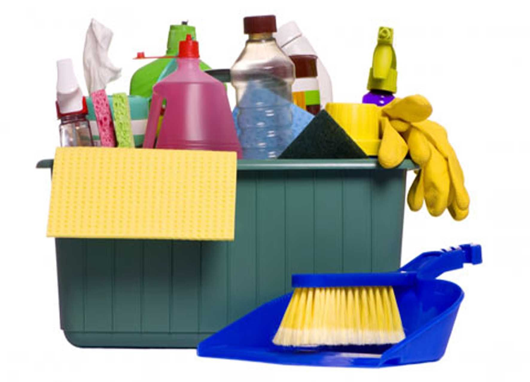 Condo Cleaning Products