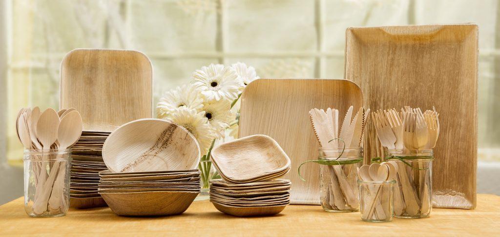 Using Eco-Friendly Tableware