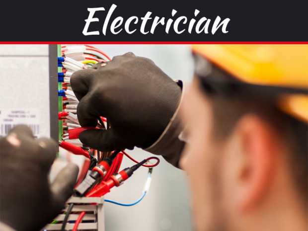 Electrician For Wiring And Maintaining