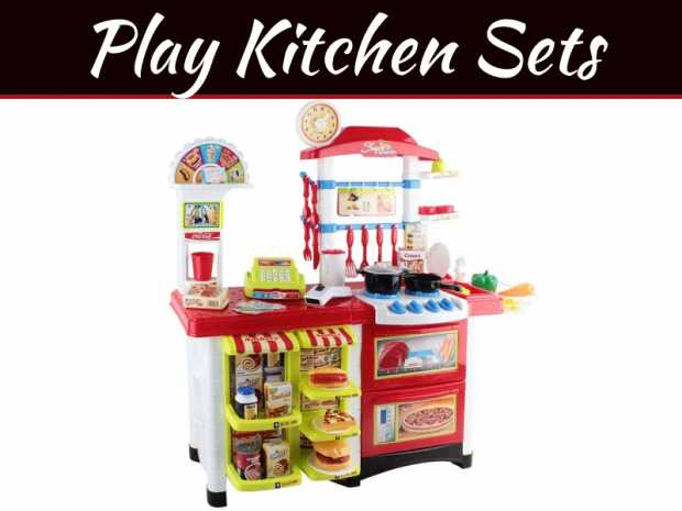 Everything You Need To Know On Play Kitchen Sets For Kids