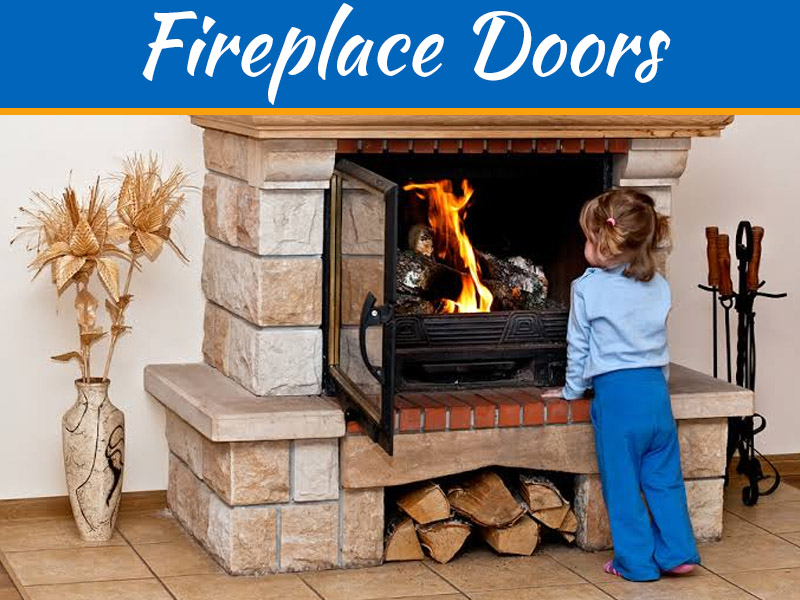 Fireplace Doors: Essential For Any Prefab Fireplace