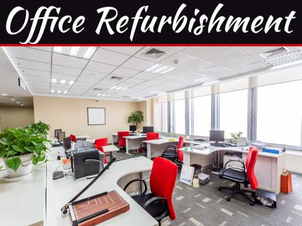 Great Tips and Tricks to Make Your Office Refurbishment a Big Success!