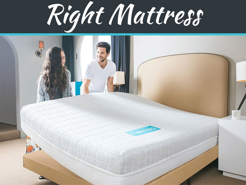 How The Right Mattress Will Give You A Good Night's Sleep