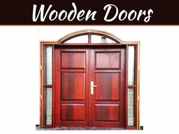 How To Bring Sun Faded Wooden Doors Back To Life
