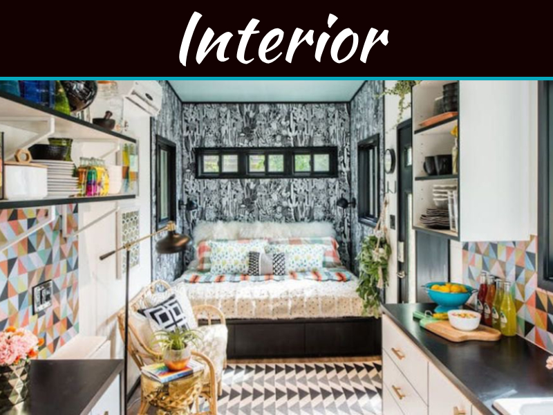 How To Make A Tiny House Look Big: 10 Interior Design Tips To Try