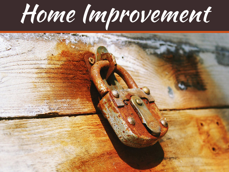 How To Prevent Your Home Items From Rusting Or Corrosion?
