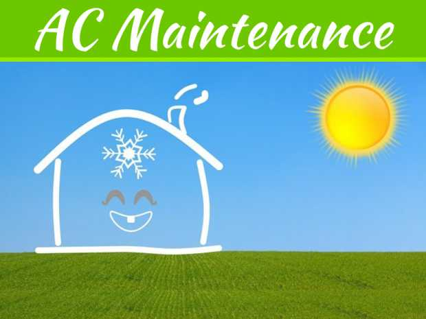 Keep A Happy Home With Regular Air Conditioning Maintenance