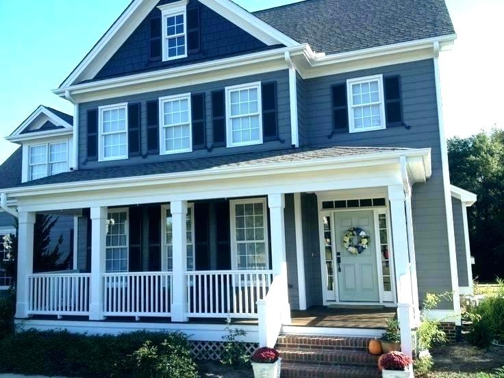 The Most Popular Exterior House Paint Colors Going Strong