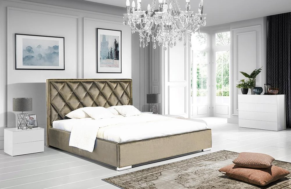 Lippe Upholstered Platform Bed