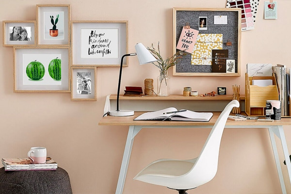 Motivate Yourself Through Decor