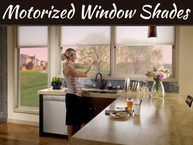 Must Know Things Before Installing Motorized Window Shades