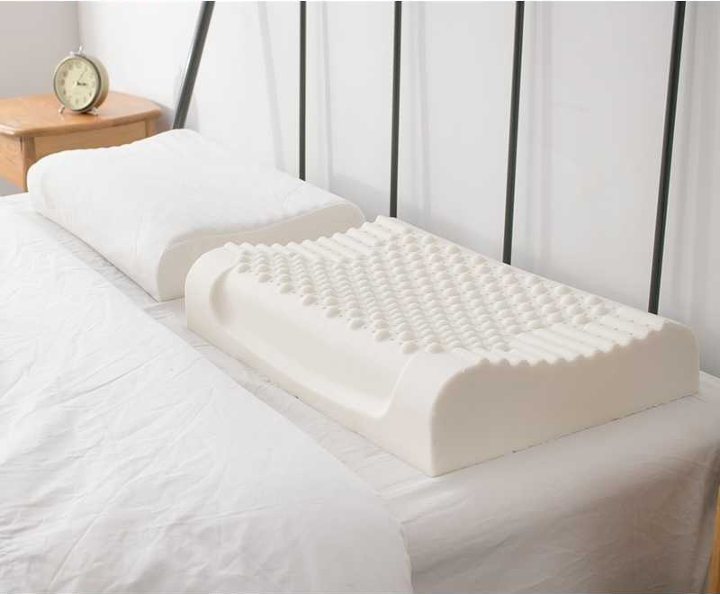 Impression Resistance Latex Pillows
