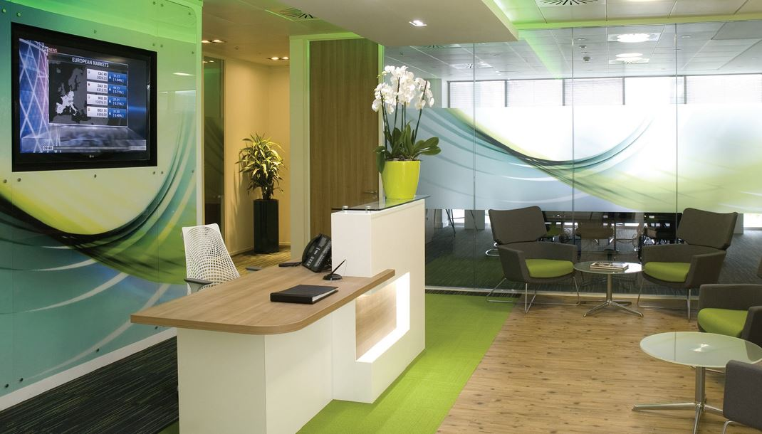 Designing A Reception Area