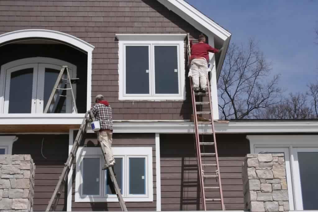 Repaint The Exterior