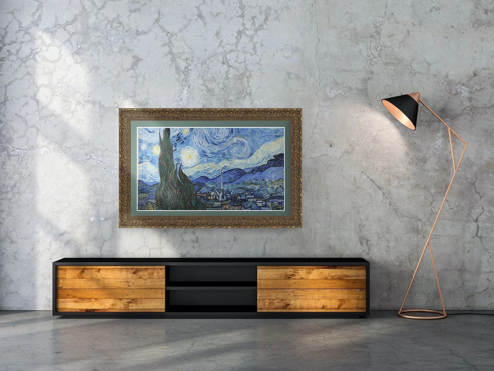 Samsung Frame TV Design