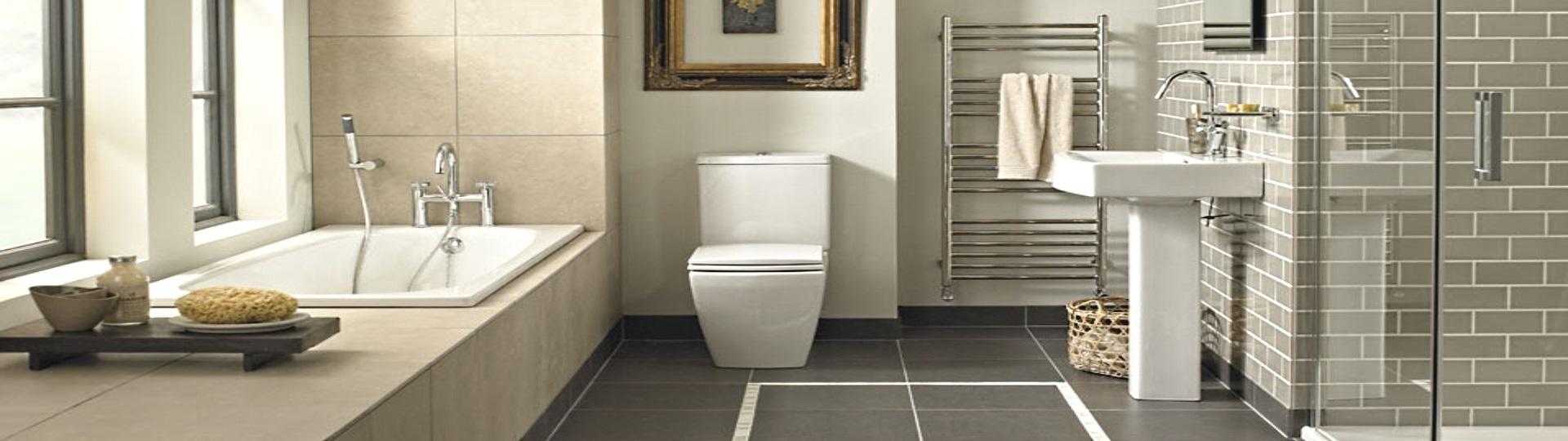 Bathroom Sanitary Plumbing