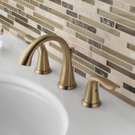 Satin Bronze Bathroom Faucet