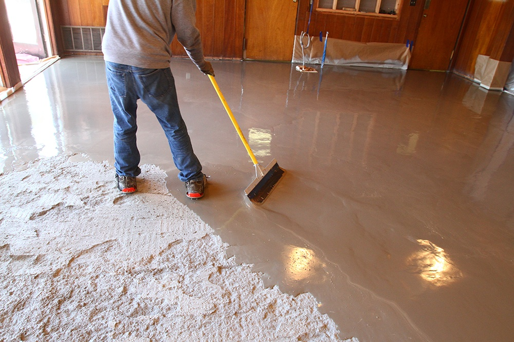 Self Leveling Epoxy Can Give You Attractive And Durable