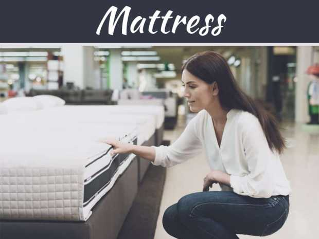 Sooth Neck And Shoulder Pain With The Right Mattress